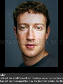 Mark Zuckerberg - Facebook Founder