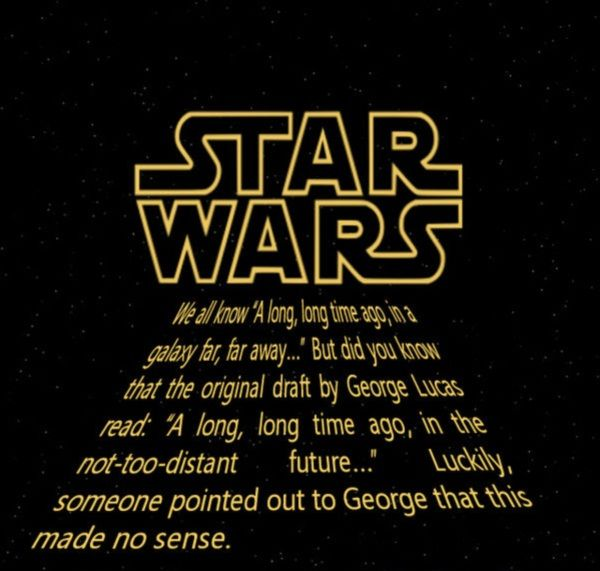 Surprising Star Wars Facts
