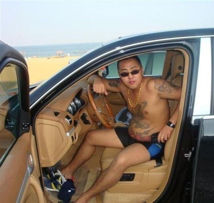 Chinese Gang Member