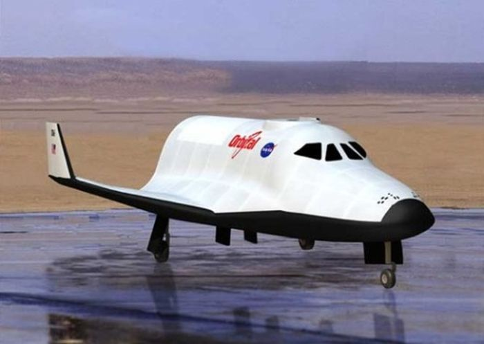 Future NASA Concept Designs