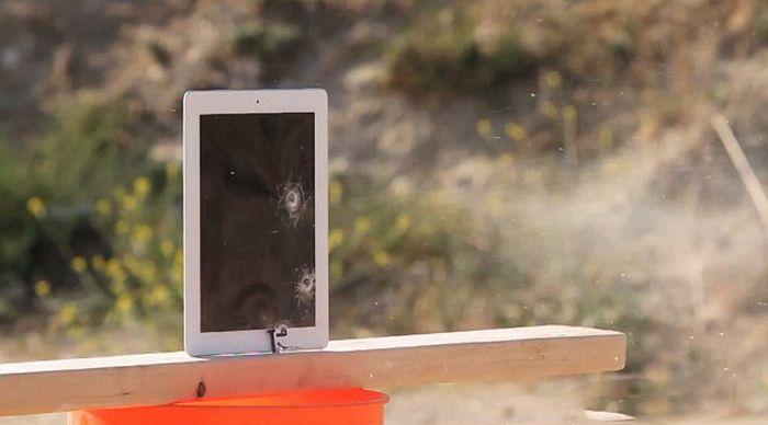 Is the New iPad Bulletproof?