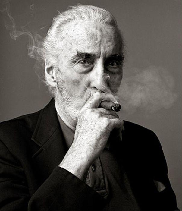 Amazing Black and White Celebrity Portraits