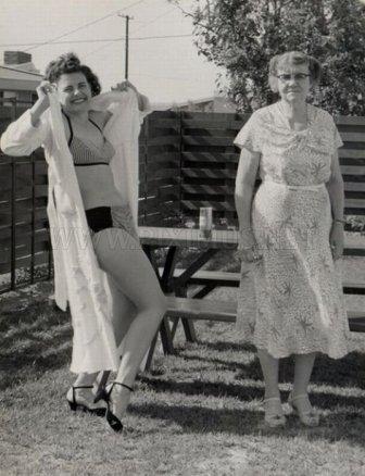 Weird and Funny Retro Photos