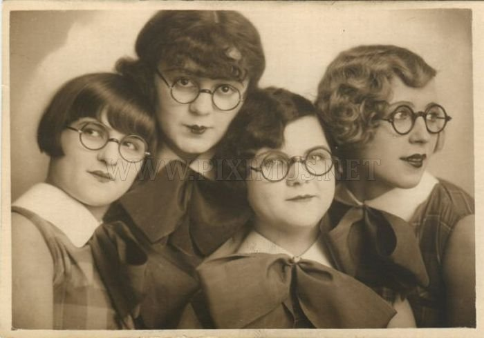 Weird and Funny Retro Photos