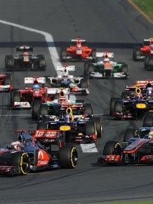 Formula 1 - Australian Grand Prix 2012