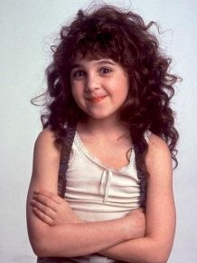 Curly Sue has Grown Up