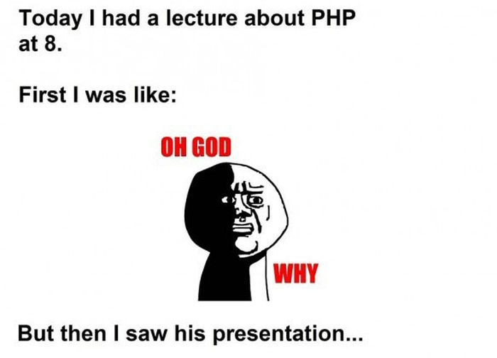 This Is How to Teach PHP