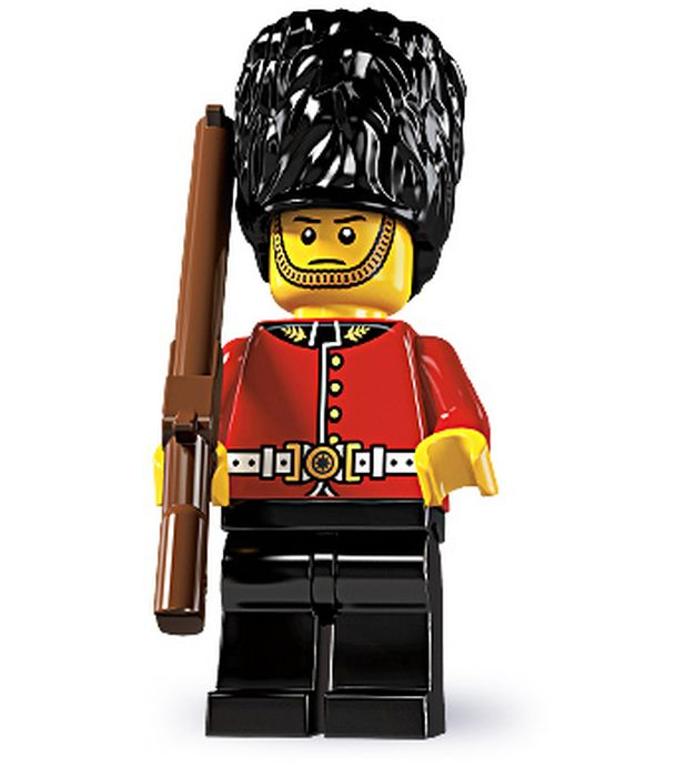 Lego Minifigures Evolution