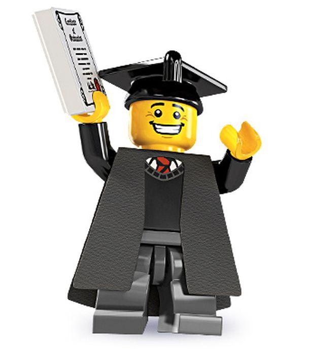 Lego Minifigures Evolution