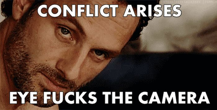"The Best Memes From Season Two Of ""The Walking Dead"""
