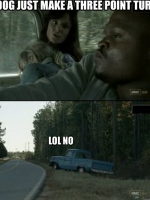 """The Best Memes From Season Two Of """"The Walking Dead"""""""
