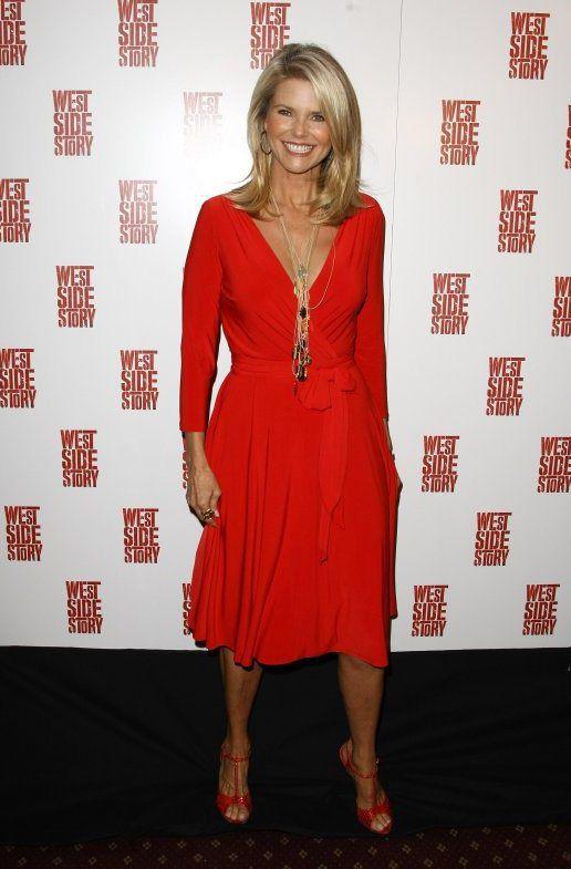 Christie Brinkley Looks Great