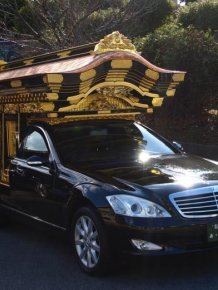 Unusual Hearses