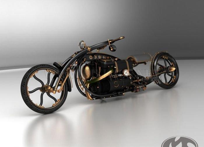 chopper vehicles motorbikes - photo #11