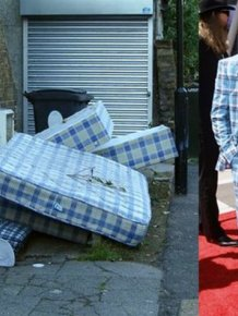 Celebrities That Look Like Mattresses