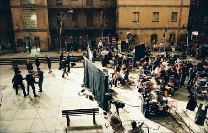 Behind the Scenes, part 2
