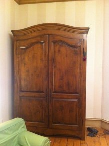 The Narnia Wardrobe