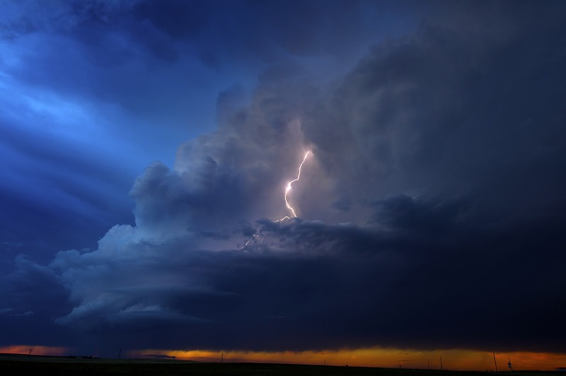 Amazing Storm Photos by Nick Moir