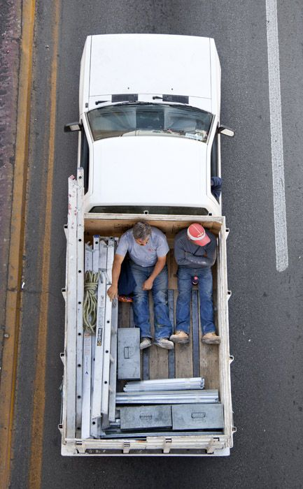 How Mexicans go to Work