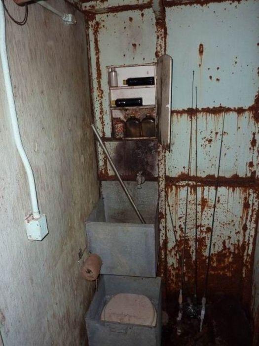 Abandoned Bomb Shelter