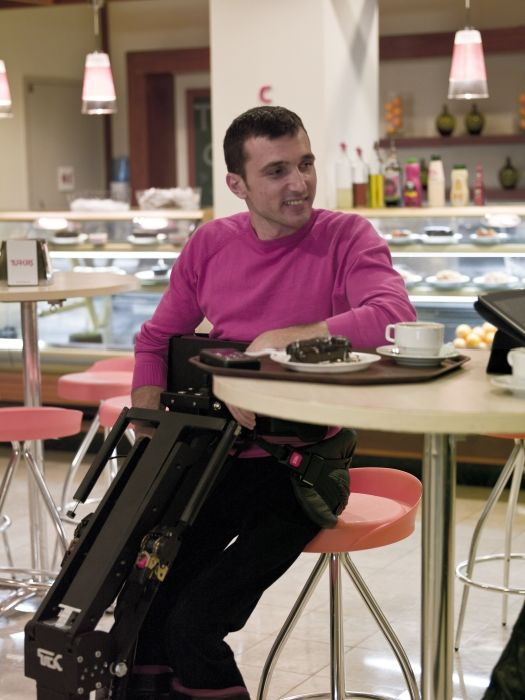 Device That Will Replace Wheelchairs for Paraplegics