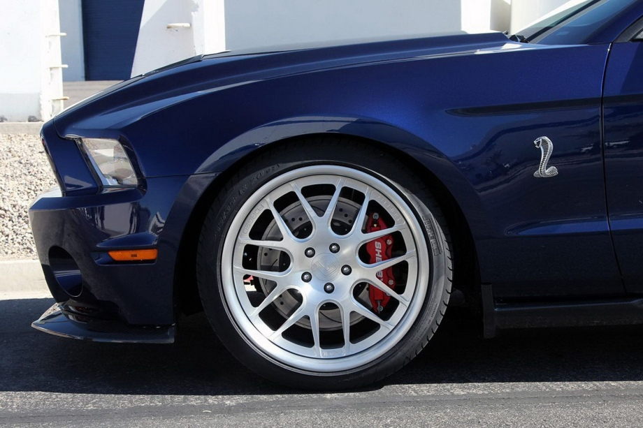950hp 2012 Shelby Mustang
