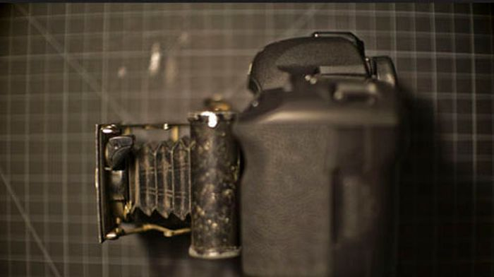 Taking Pictures With the 100-Year-Old Lens