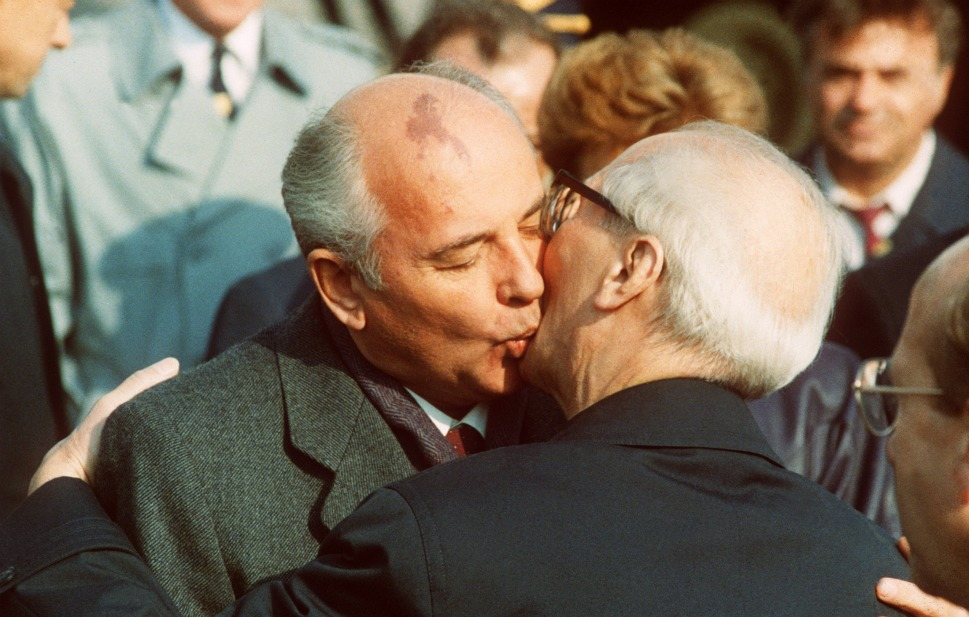 Mikhail Gorbachev - a man who changed the world