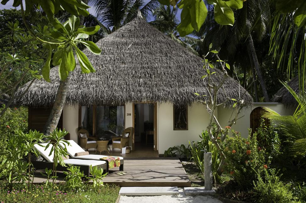 Kuramathi Island Resort in the Maldives