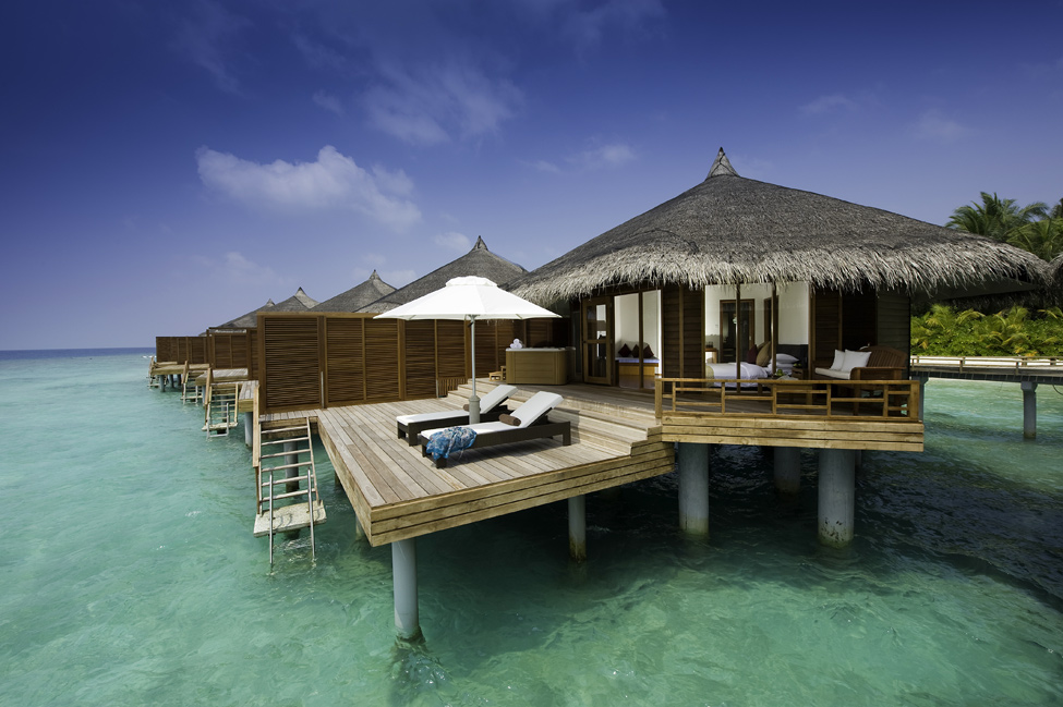Kuramathi Island Resort in the Maldives