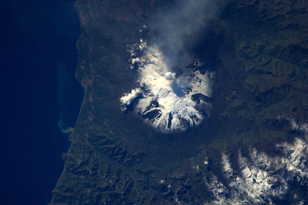 Fabulous Pictures of Our Earth Taken by the Astronaut