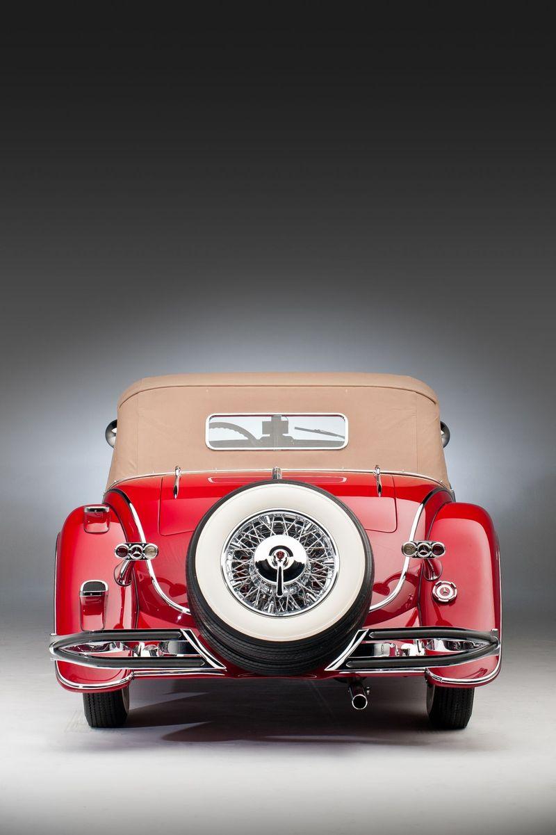 Mercedes-Benz 500K