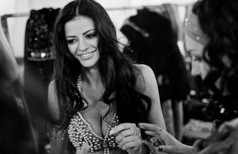 Beautiful Miss Belarus Participants Prepare