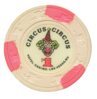 Vintage Las Vegas Gaming Chips