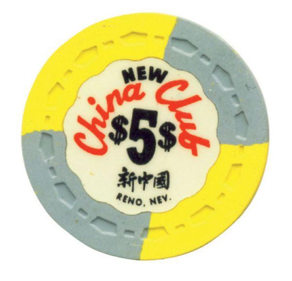 Vintage Las Vegas Gaming Chips