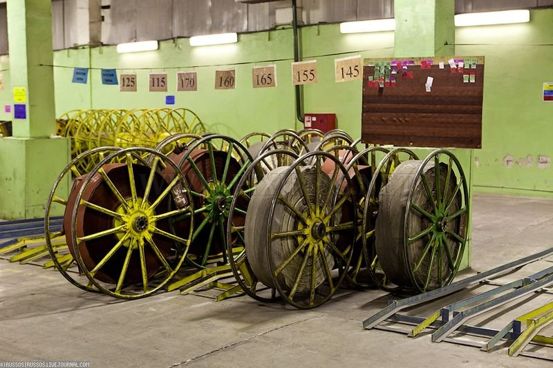Production of automobile tires