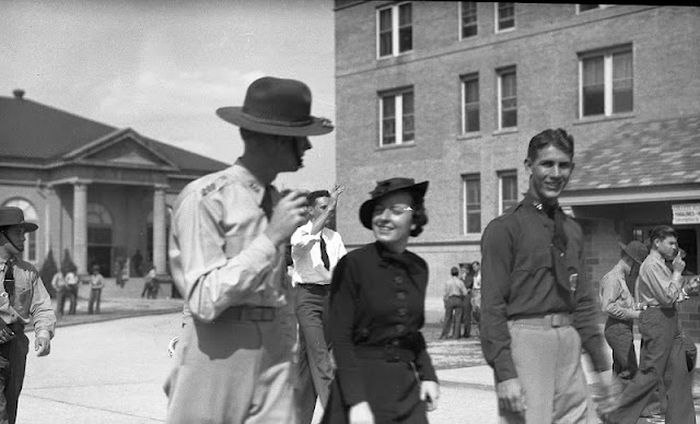Student Life in the 1930's