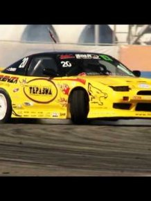 Todor Dunev from Bulgaria - The 2010 King of Europe Drift Series Champion