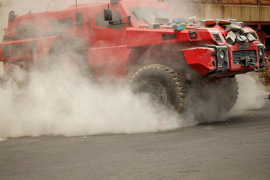 Marauder Armored Vehicle