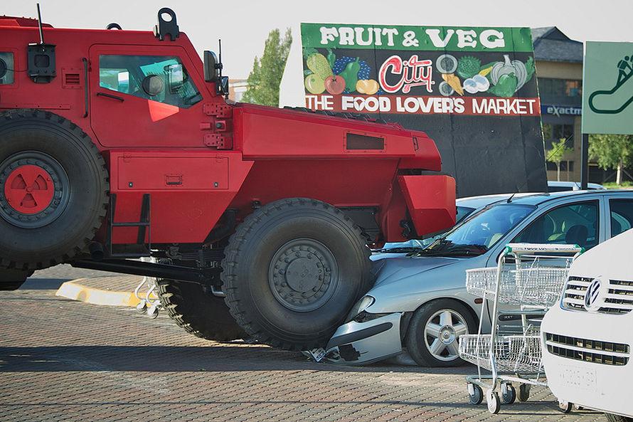 Marauder Armored Vehicle | Vehicles