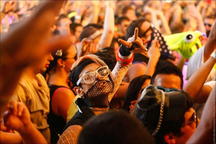 Ultra Music Festival 2012, part 2012
