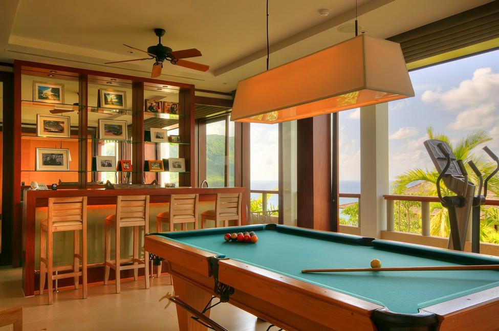Luxury villa for $ 9 million on the island of Phuket, Thailand