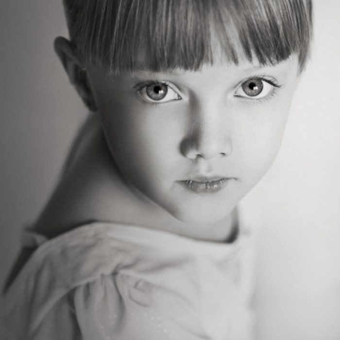 Child Portraits By Magda Berny