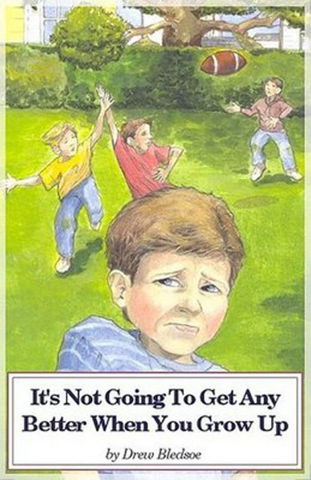 Worst Book Covers and Titles