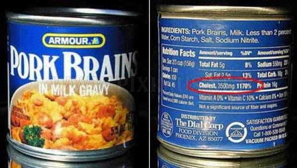 WTF Canned Foods