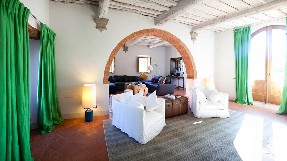 Borgo La Stella - an old Italian villa with a modern twist
