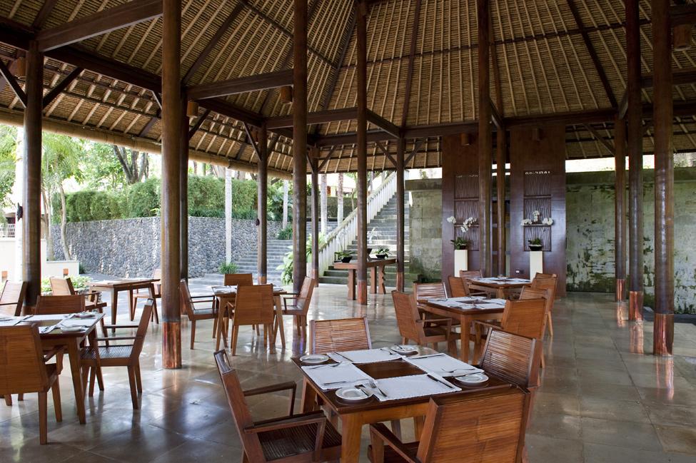 Luxury Hotel Alila Ubud in Bali, Indonesia
