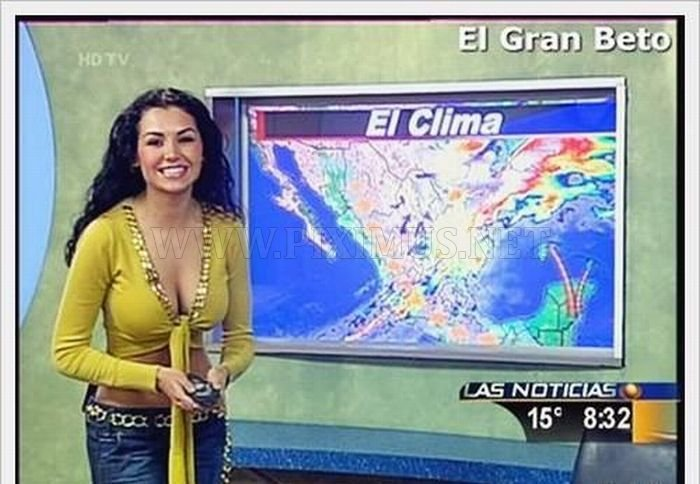 Weather Forecasts in Latin America and Middle East