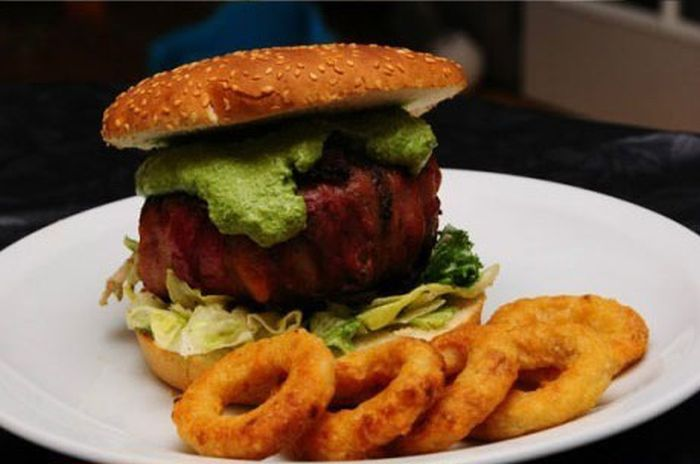 Awesome Bacon Cheeseburger