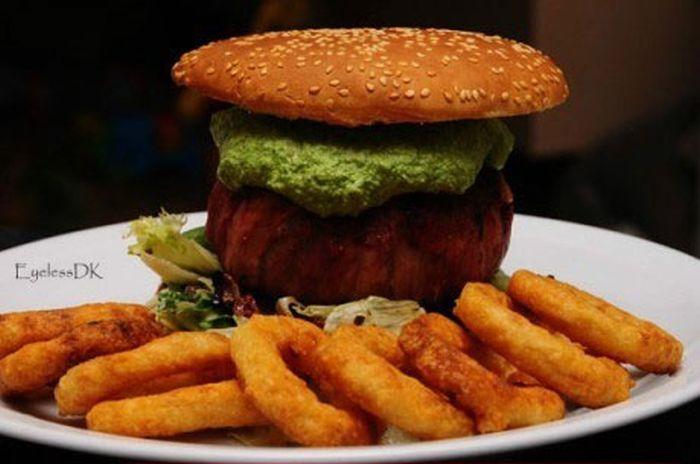 Awesome Bacon Cheeseburger